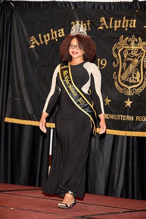 Ms  Black & Gold Awards 2016 Des Moines, Iowa