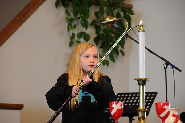 January 23, 2011 Worship Service