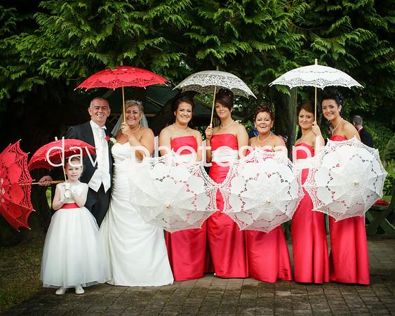 Bushtown Hotel Wedding : Anne & Colin