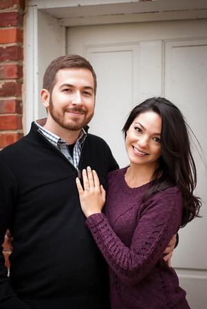 Alana & Dan engagement
