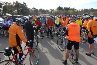 RFMC 2007 Training Rides