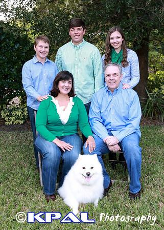 Stroud Family 2013