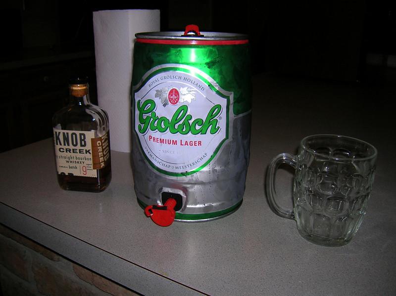 Campfire beverages