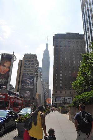 New York Day 1