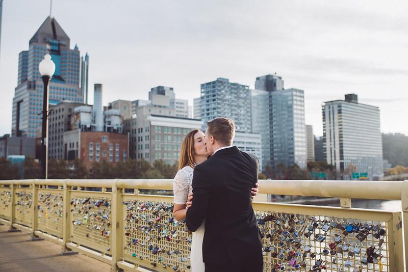 Pittsburgh Elopement Photographer - Monaco Bridge Downtown - Hadley-243.jpg