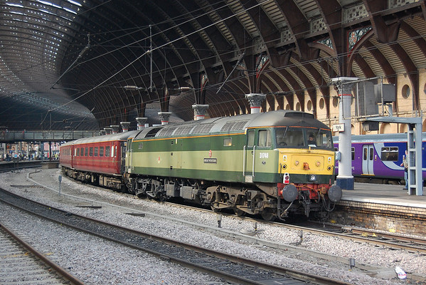 Great Britain - Class 40 to 47