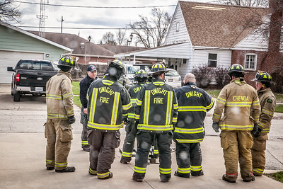 Dwight Fire Academy