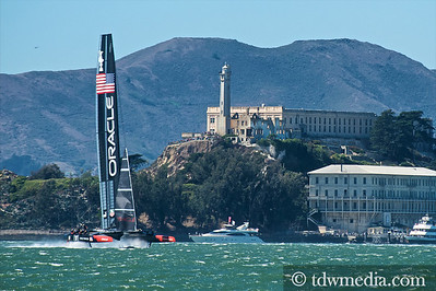 The 34th Americas Cup San Francisco