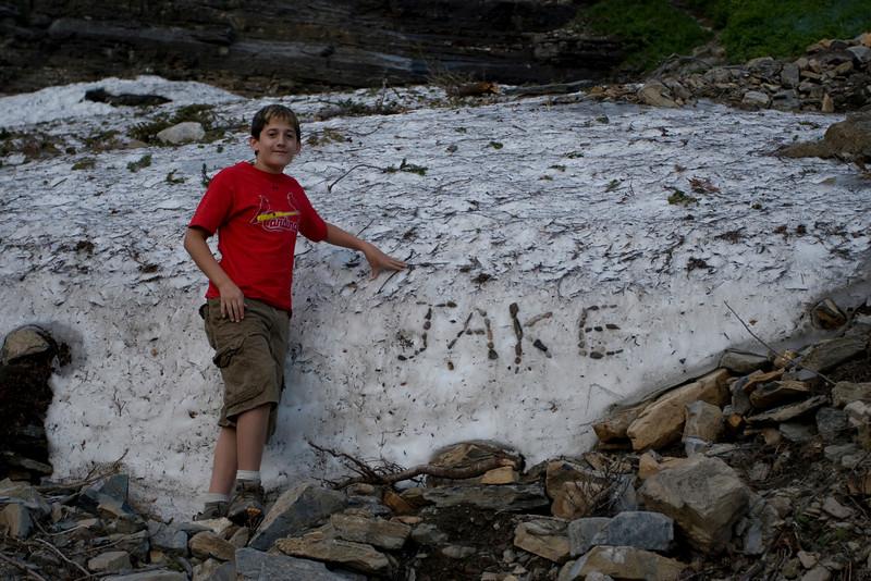 Jake - Glacier National Park