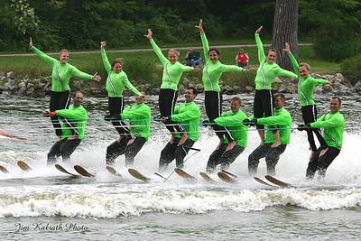 Mad-City Ski Team - June 25, 2006 Mercury Marine Tournament