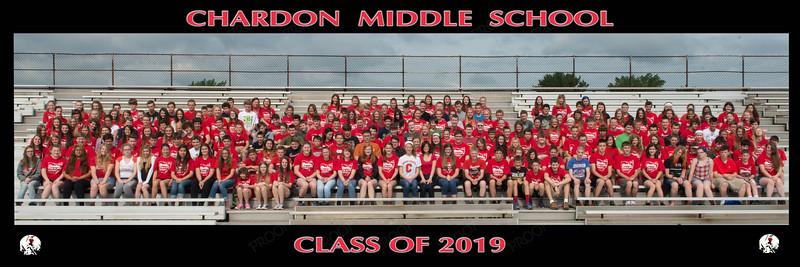 8th Grade Panorama