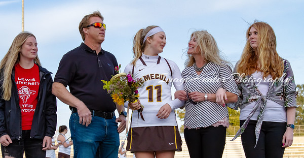 Temecula Valley Senior Night 2018