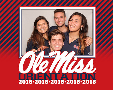 Ole Miss 2018 Orientation