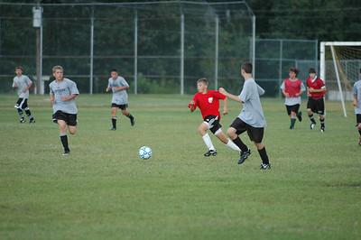 CHS JVA Boys Soccer 2006