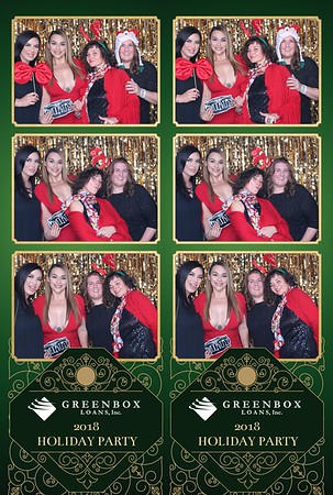 Greenbox Loans Holiday Party
