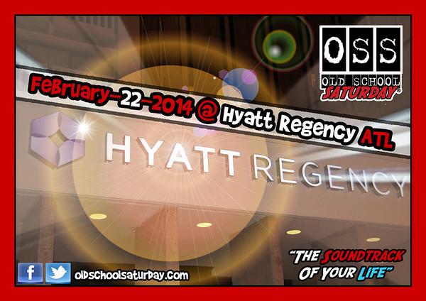 Feb-22-2014 @ Hyatt Regency Downtown ::: ATL, GA, USA