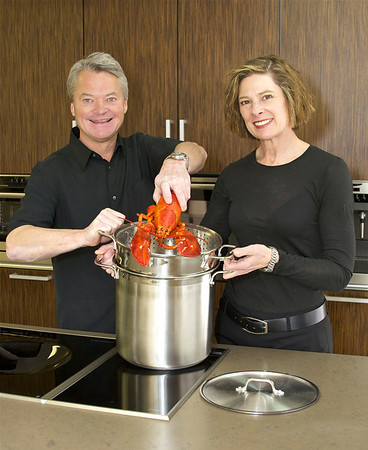 Chris Norvell and Linda Hacker