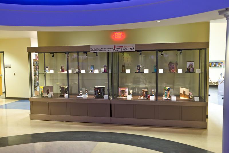 Mini Time Machine Museum