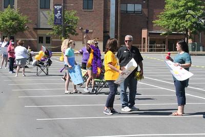 JCHS Senior Parade 050720