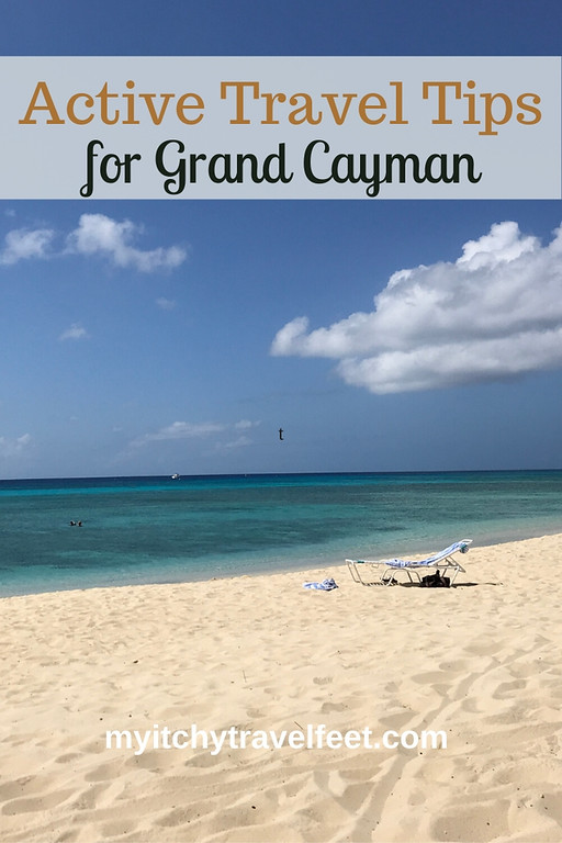 Active Travle Tips for Grand Cayman Island
