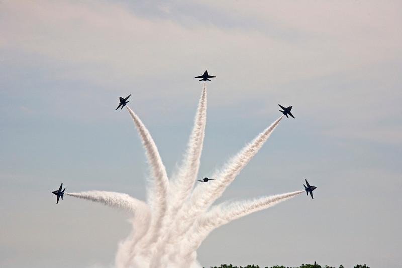 Boston / Portsmouth Airshow Blue Angels