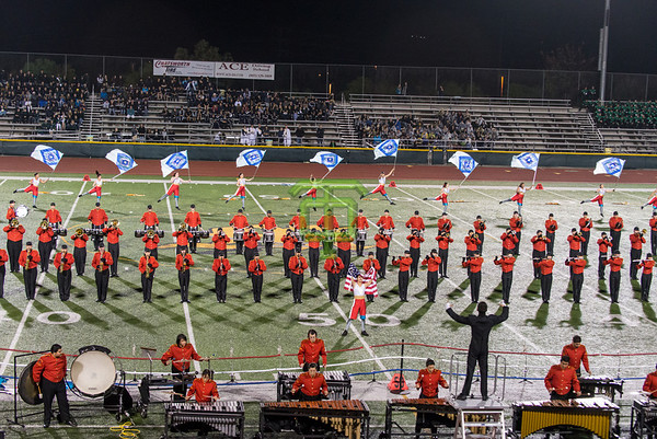 PCC Marching Band Performance