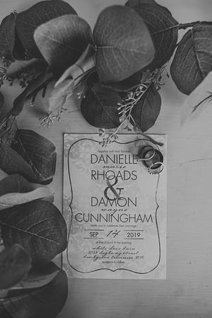 Danielle + Damon Wedding