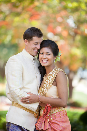 Gina + Mike | Cambodian Ceremony
