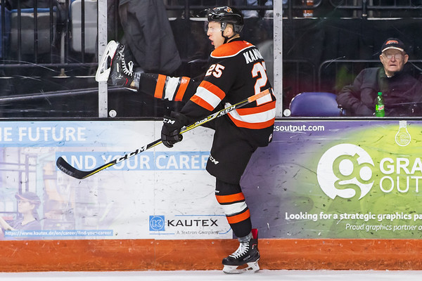 12/27/18 Komets vs. Wings