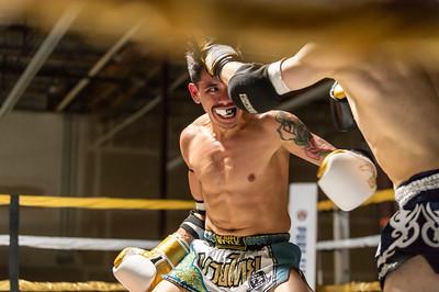 Benoit vs Corcoro - Muay Thai Fight Night IV