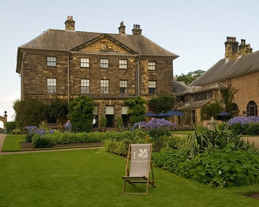 Ormesby Hall and Mount Grace Priory