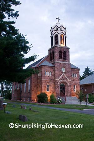 Churches in Summer