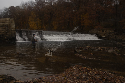 23880 WVU STATE SCENES AND FLY FISHING AT BRUCETON MILLS