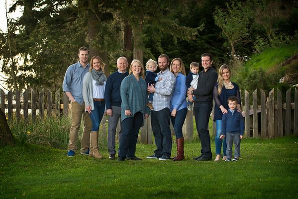 Malone Family Portrait