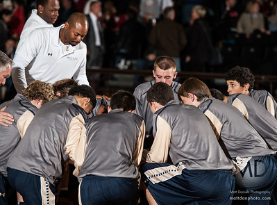 Regis Jesuit vs. Mullen, Boys Basketball, Dec. 14, 2012