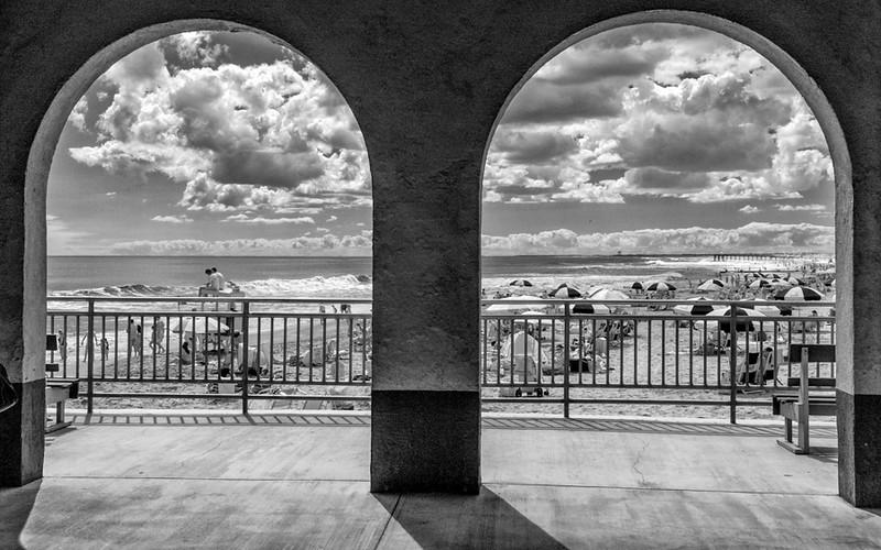 Windows onto the Beach
