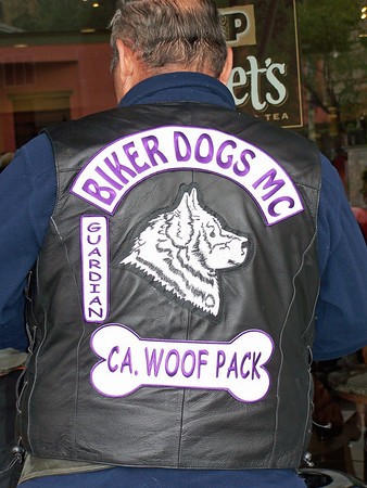 Dogs On Bikes Rally on September 20, 2008