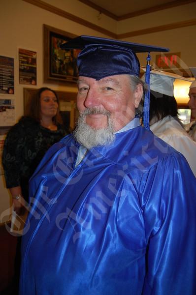 RSU 24 Adult Ed Graduation, 2012