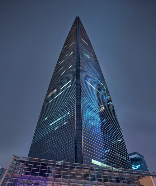 Evil Building in China