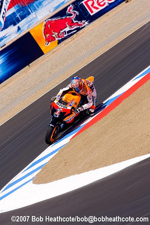 2007 MotoGP Laguna Seca Friday