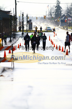 2012 Lake Orion New Year Resolution Run