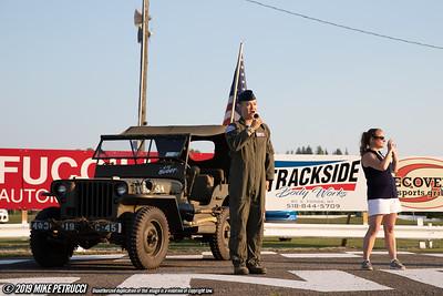 Firecracker 50 - Fonda Speedway - Mike Petrucci