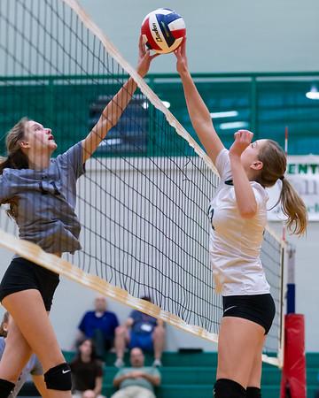 2019-09-23 | Girls VB (JV) | Central Dauphin vs. York Suburban