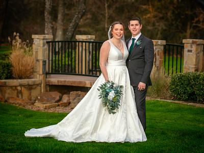 Cheyenne & Trey wedding at The Springs Weatherford