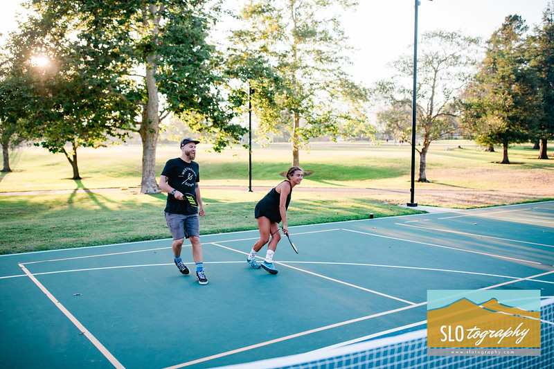 Pickle Ball Hard Core Meadow Park Showdown