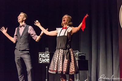 St. Francis Centre - Brent & Sarah Comedy Magic Show