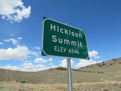 NV- Hickison Summit