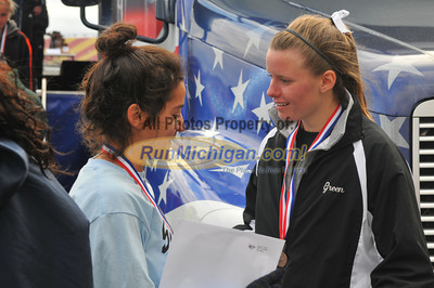 Awards Miscellaneous, Afternoon Races - 2013 MHSAA LP XC Finals