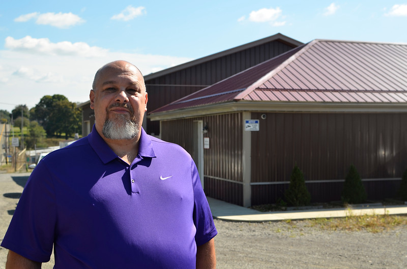 Bogie Goughler, vice president of production and community based services for Progressive Workshops, stands in front of the Armstrong-county based nonprofit's new location in East Butler. They plan to begin operations in Butler County at the beginning of 2020. Tanner Cole/Butler Eagle