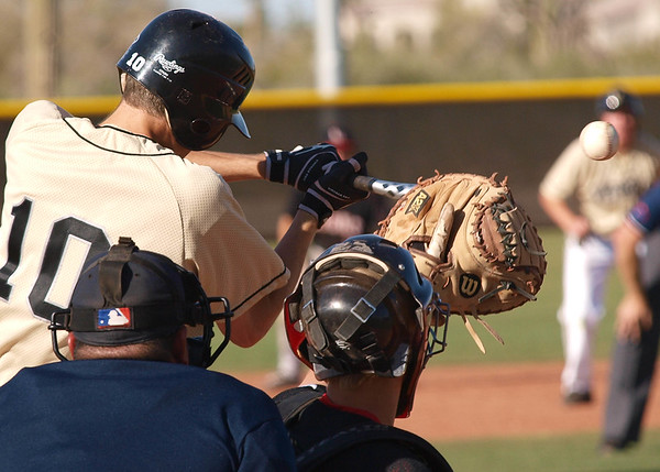 Baseball Verrado Varsity vs Liberty 4/8/2010